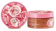 Tẩy tế bào chết toàn thân Kustie Rose hương hoa hồng 200ml
