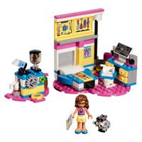 Đồ chơi phòng ngủ sang trọng của Olivia Lego Friends - 41329 (163 chi tiết)