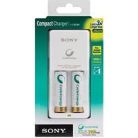 Sạc pin Sony BCG-34HW2KN (kèm 2 pin AA)