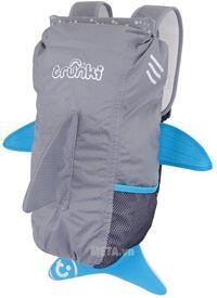 Ba lô chống thấm nước cỡ lớn cá mập Trunki 0102-GB01-NP