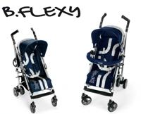 Xe đẩy BREVI Flexy màu xanh BRE756-239