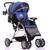 Xe đẩy trẻ em Justin E592 - 2 chiều