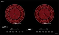 Bếp hồng ngoại Chef's EHDHL311 (EH-DHL311) - Bếp đôi, 3400W