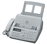 Máy fax Sharp FO1550 (FO-1550) - giấy thường, in phim