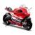 Mô hình MotoGP số 69 đội Ducati Maisto 31576 tỉ lệ 1:18