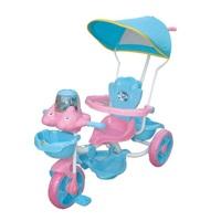 Xe đẩy trẻ em 3 bánh SR381
