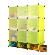 Tủ nhựa đa năng 12 ngăn Tupper Cabinet TC-12Y-W1