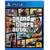 Đĩa game PS4 GTA Grand Theft Auto V hệ US