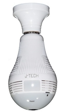Camera IP J-TECH HD6110W - 1.3 Megapixel
