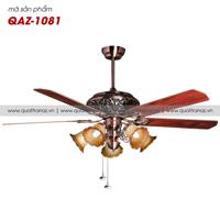 Quạt trần cổ điển Mountain Air QAZ-1081