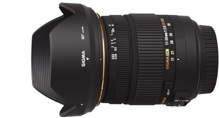 Ống kính Sigma 17-50mm F2.8 EX DC OS HSM