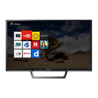 Smart Tivi Sony KDL49W660E (KDL-49W660E) - 49 inch, LED