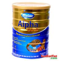Sữa Dielac Alpha Gold Step 1 - 900g