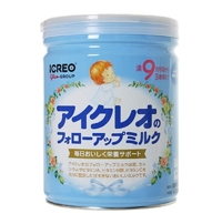 Sữa bột Glico Icreo số 9 - hộp 850 g (dành cho trẻ từ 9 - 36 tháng)