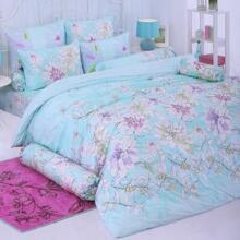 Bộ drap cotton thương hiệu ToTo nhập khẩu Thái Lan 1.6m TT331