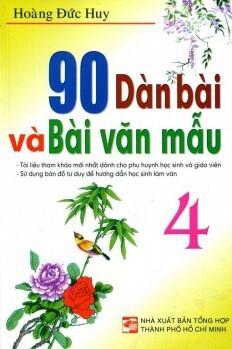 90 Dàn Bài Và Bài Văn Mẫu Lớp 4