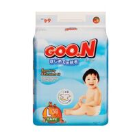 Tã dán Goo.n size L64 miếng (trẻ từ 9 - 14kg)
