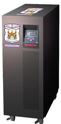 Bộ lưu điện Santak C10KE (C10K-E) - 7000W, Online