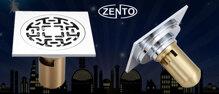 Phễu thoát sàn chống mùi hôi Zento ZT-BJ504