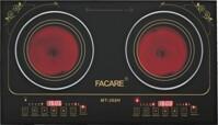 Bếp hồng ngoại đôi Facare MT368H (MT-368H)