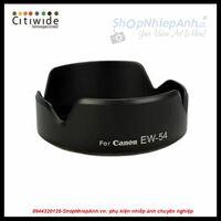 Loa che nắng Hood EW-54 - cho Canon , 18-55 mm