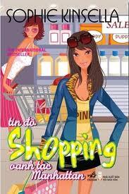 Tín đồ Shopping oanh tạc Manhattan - Sophie Kinsella
