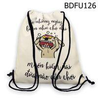 Túi rút Có những ngày buồn như chó dại - BDFU126