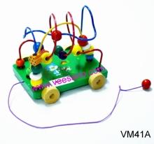 Xe kéo luồn hạt Veesano VM41A