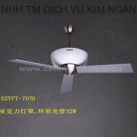 Quạt trần có đèn Moutain Air 52YFT-7070