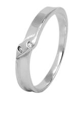 Nhẫn bạc đôi Bạc Ngọc Tuấn 201NHD000065