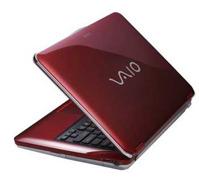Laptop Sony Vaio VGN-CS110E - Intel Core 2 Duo T5800 2.0GHz, 3GB RAM, 250GB HDD, VGA Intel GMA 4500MHD, 14.1 inch