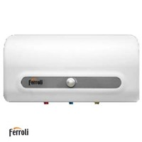 Bình tắm nóng lạnh gián tiếp Ferroli QQ EVO M - 15 lít, 2500W, chống giật
