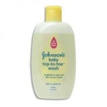 Sữa tắm gội toàn thân Johnson's Baby 200ml