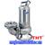 Máy bơm nước thải thả chìm inox đúc 316 HCP 80SFP21.5 2HP