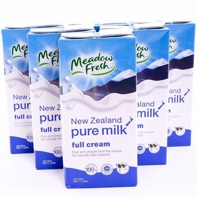 Sữa tươi Meadow Fresh nguyên kem 1L - 12 hộp/ thùng
