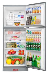 Tủ lạnh Sanyo SR-P25JN (SU) - 245 lít, 2 cửa
