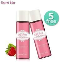Nước tẩy trang mắt môi không dầu Secret Key Oil-Free Lip & Eye Remover
