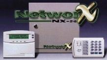 Trung tâm báo trộm báo cháy NetworX 120Zone NX-8E
