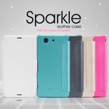 Bao da Sony Z3 NILLKIN Sparkle