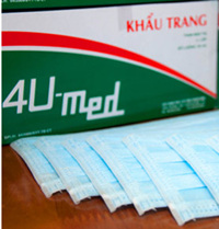 Khẩu trang y tế 4U-med