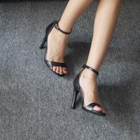 Giày sandal Vanessa cao 10cm