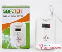 Thiết bị cảnh báo rò rỉ gas Safetek ST-2101GS