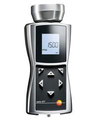 Máy đo tốc vòng quay số chớp testo 477