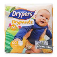 Tã quần Drypers Drypantz M60
