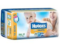 Tã quần Huggies size XXL 30 miếng (trẻ từ 15 - 25kg)