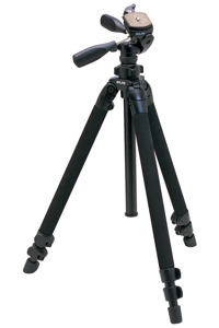 Chân máy ảnh Tripod Slik Pro 400 DX (Panhead SH-705E) - 1550mm