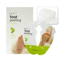 Mặt nạ chân The Face Shop Smile Foot Peeling Mask
