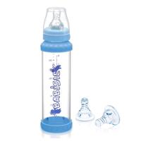 Bình sữa thủy tinh cổ hẹp Nano Babisil 240ml