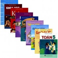 Bộ sách giáo khoa lớp 5