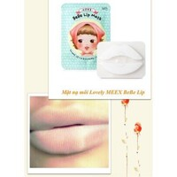 Mặt nạ môi Lovely Meex BeBe Lip The Face Shop
